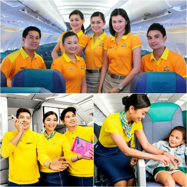 Đặt vé hãng Cebu Pacific