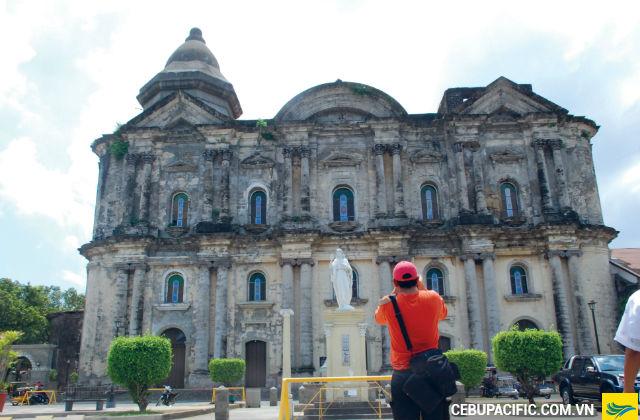 ve may bay đi manila Cebu Pacific gia re