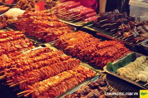 Các món ăn đường phố ngon nhất ở Manila