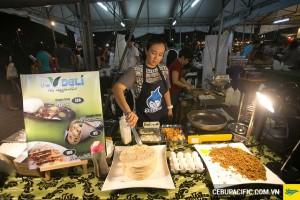 Cùng vé máy bay đi Manila khám phá chợ đêm Mercato Centrale