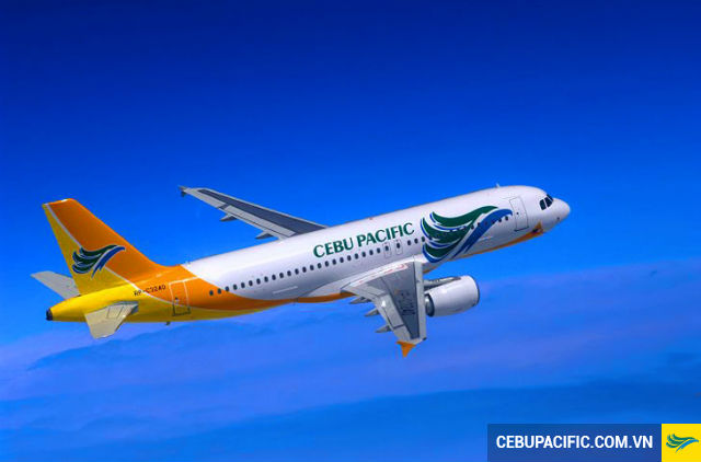 dat mua ve may bay cebu pacific gia re nhat