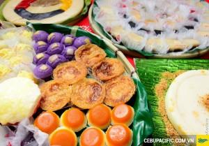 Các loại bánh ngọt hấp dẫn nhất của Philippines