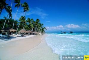 Giá vé máy bay đi Boracay năm 2016
