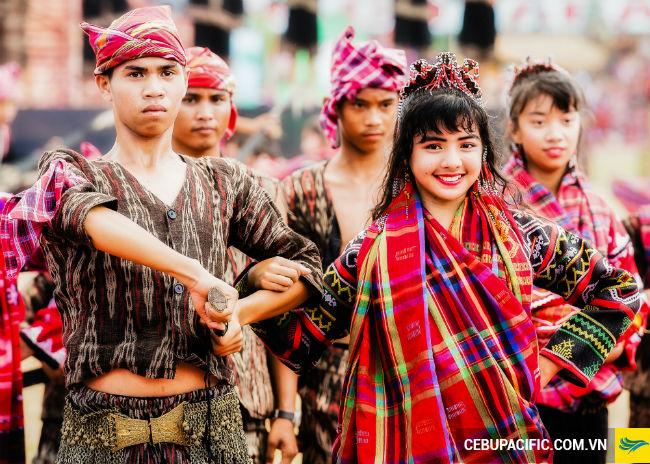 Trang phục truyền thống của một số dân tộc ở Philippines