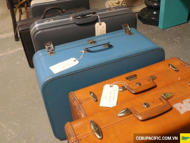 quy định về hành lý ký gửi của hãng Cebu Pacific