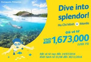 Chào đón khuyến mãi hấp dẫn của hãng Cebu Pacific