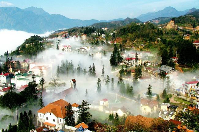 Du lịch Sapa – vùng cao hoa sương thơ mộng