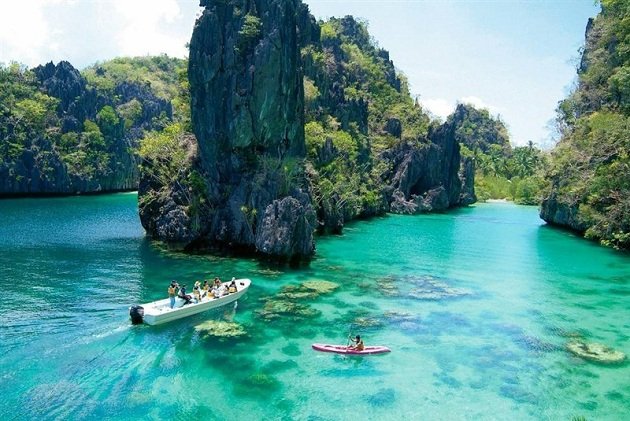 Khám phá thiên đường đảo ngọc Boracay Philippines