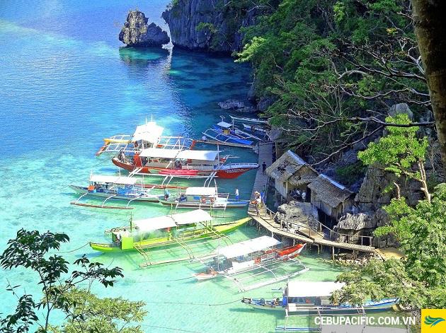 mua ve may bay di philippines khuyen mai