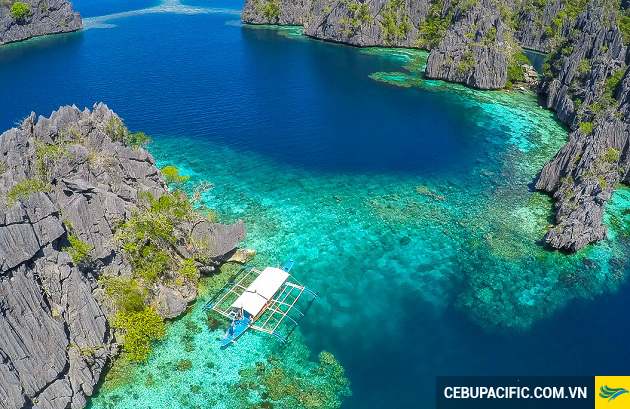 mua ve may bay di coron