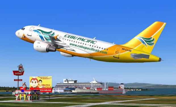 Vé máy bay đi Iloilo