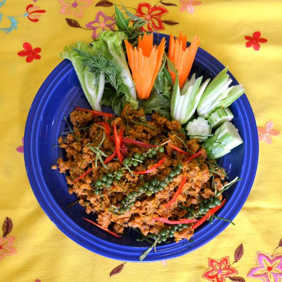 Pad Thái là đại diện cho ẩm thực Thái