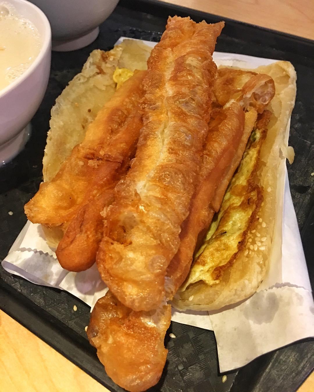 Fu Hang- món ăn đặc sản ở Đài Bắc