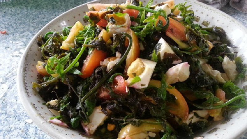Món ăn có hương vị độc nhất Đài bắc