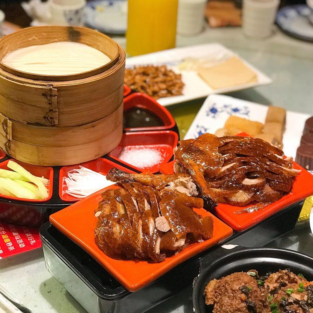 """Vịt quay Bắc Kinh - """"quốc hồn quốc túy"""" của ẩm thực Bắc Kinh"""