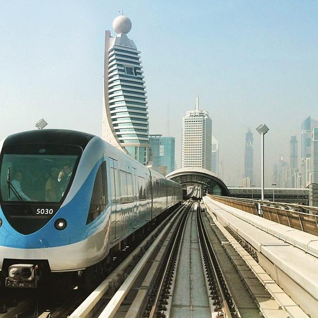 Cận cảnh thiết kế hiện đại và vô cùng độc đáo của sân bay lớn nhất các Tiểu vương quốc A rập Thống Nhất - sân bay quốc tế Dubai