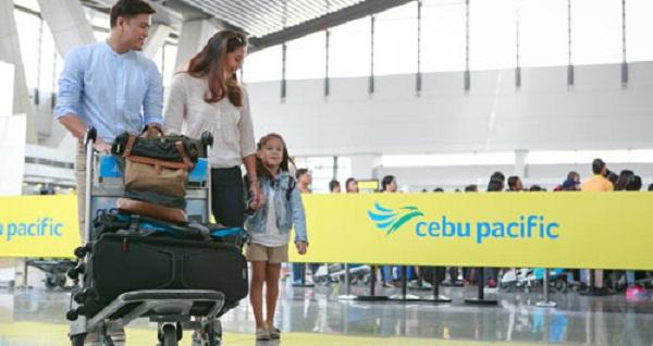 Quy định hành lý của hãng hàng không giá rẻ Cebu Pacific
