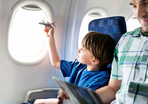 Lưu ý đặc biệt khi có trẻ em đi cùng trên chuyến bay Cebu Pacific