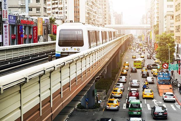 Phương tiện di chuyển ở  Đài Loan