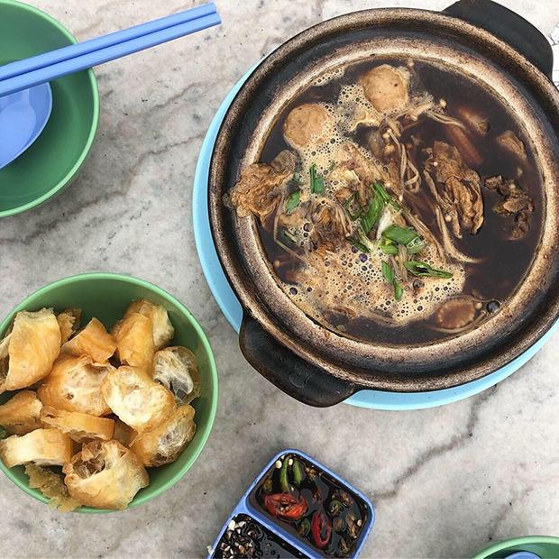 Bah Kut Teh - món ăn được yêu thích bậc nhất tạiKota Kinabalu