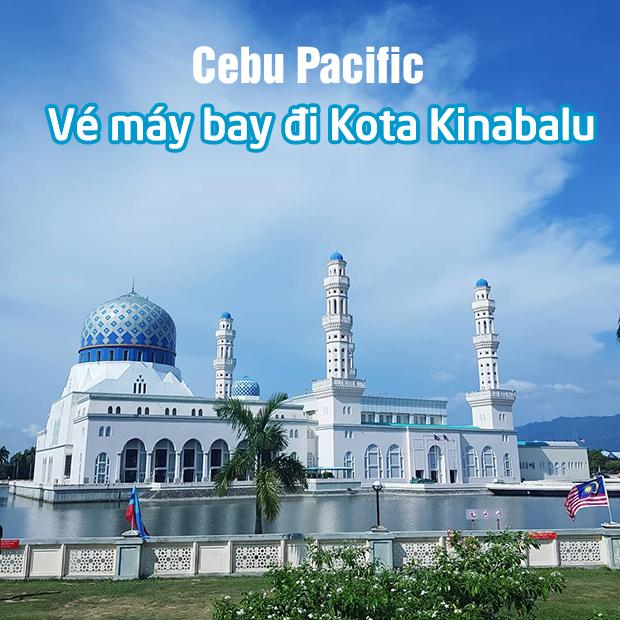 Vé máy bay đi Kota Kinabalu