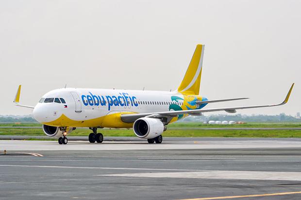 Hãng hàng không Cebu Pacific - Mua vé máy bay đi Macau giá rẻ