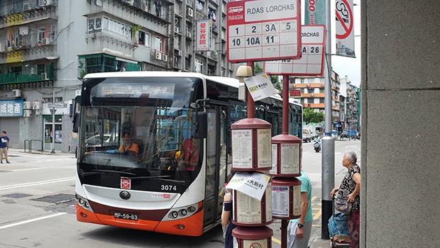 Xe Bus Macau - Phương tiện di chuyển khi bay đến Macau Trung Quốc