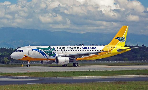 Hãng hàng không giá rẻ hàng đầu Philipines Cebu Pacific - Vé máy bay đi Seoul