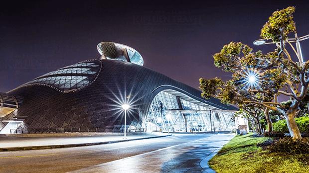 Sân bay quốc tế Incheon - Bay đến Seoul