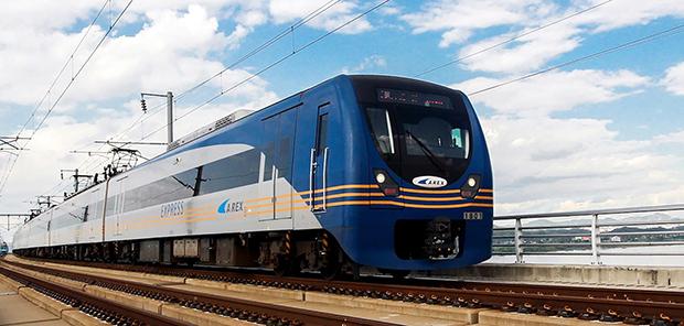 Tàu điện AREX được xem là phương tiện di chuyển nhanh chóng và hiện đại hàng đầu ở Seoul