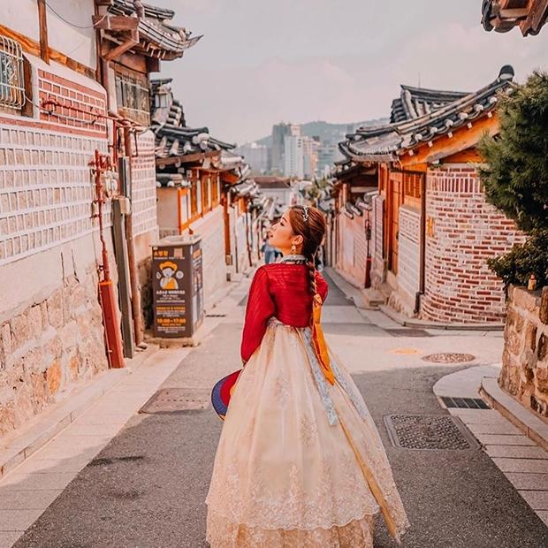 Hankbok - Trang phục truyền thống khi bay đến Seoul