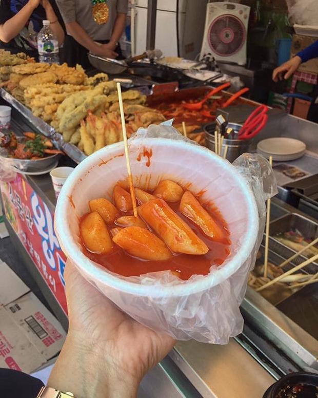 Tobokki - Món ăn khi bay đến Seoul