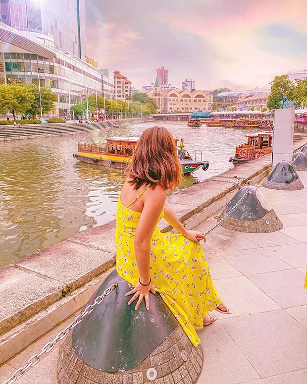 Vé rẻ Cebu Pacific sang Singapore