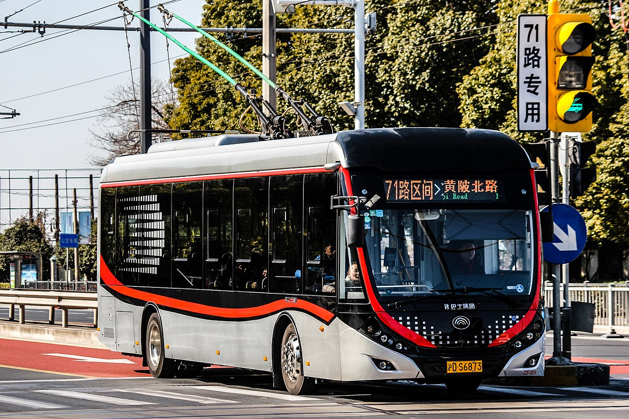Xe bus - phương tiện di chuyển giá rẻ ở Thượng Hải