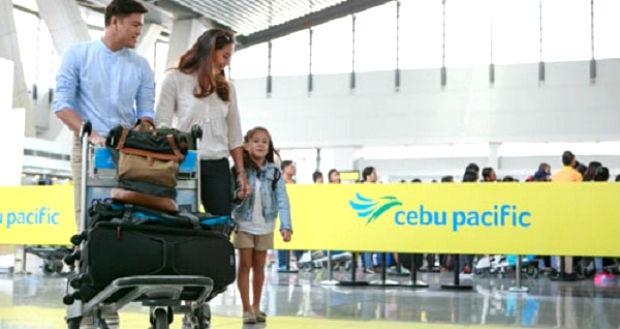 quy định hành lý Cebu Pacific