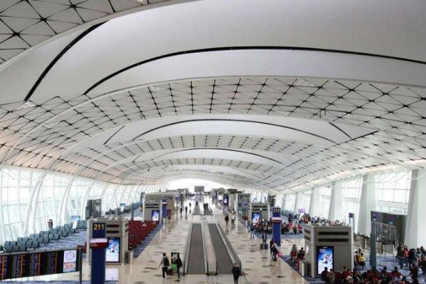 Sân bay Hongkong có gì đặc biệt