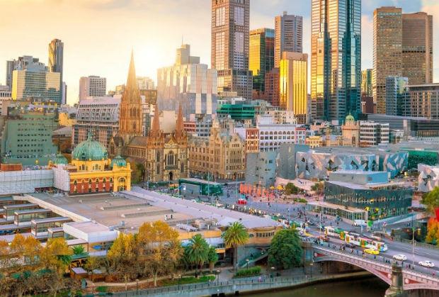 Các chuyến bay đi Melbourne