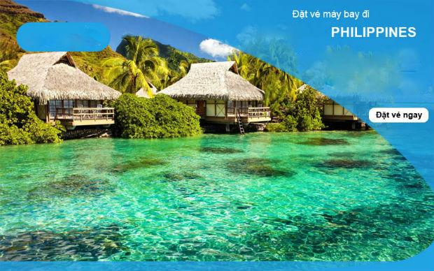 Giá vé máy bay khứ hồi đi Philippines