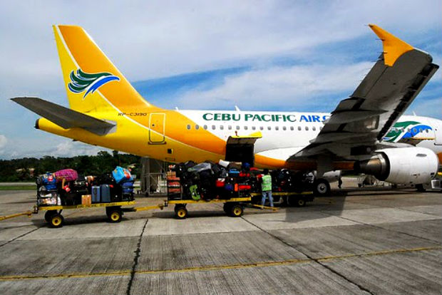 Hành lý mang lên máy bay Cebu bao nhiêu kg?