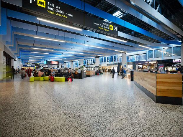 sân bay quốc tế tại Melbourne