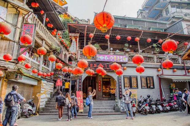 Đài Bắc Đài Loan các địa điểm ưa thích
