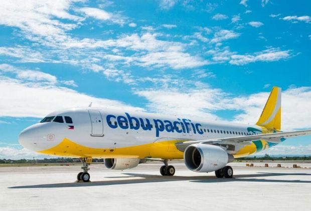 Đổi vé máy bay Cebu Pacific  tại Vietnam Booking