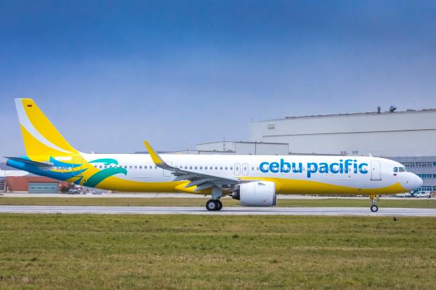 tổng đài đặt vé máy bay Cebu Pacific