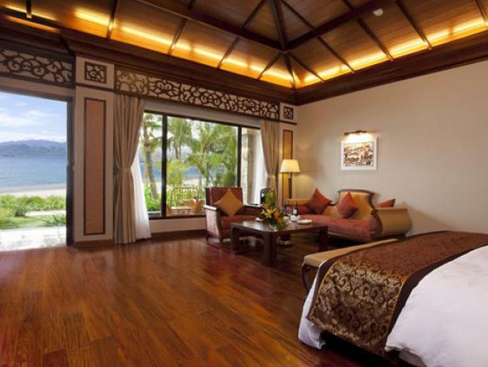Khách sạn ỏ Vinpearl Nha Trang