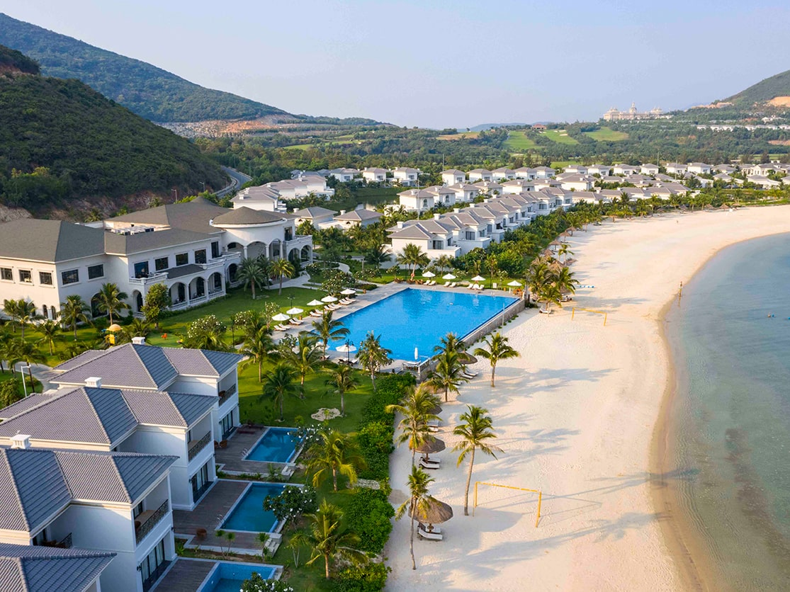 Khách sạn Vinpearl Nha Trang ở hòn tre