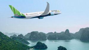 Bảng giá vé máy bay Tết bambooTân Sửu 2021