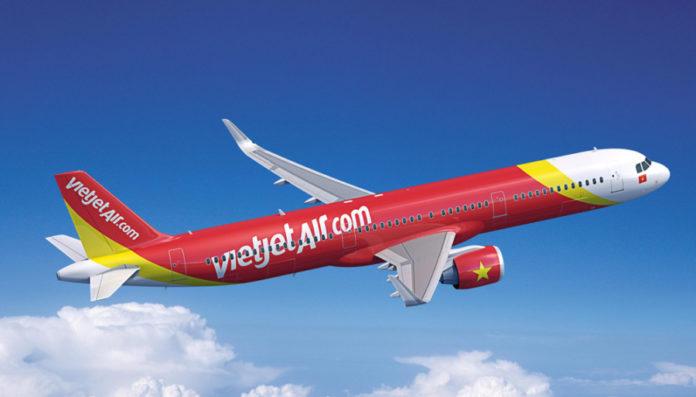 Bảng giá vé máy bay Vietjet Air chặng nội địa