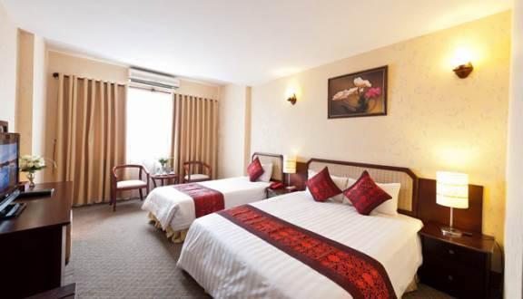 Phòng khách sạn Mường thanh Vinh Hotel Nghệ An
