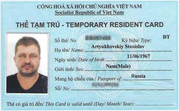 Các trường hợp cấp thẻ tạm trú theo quy định mới
