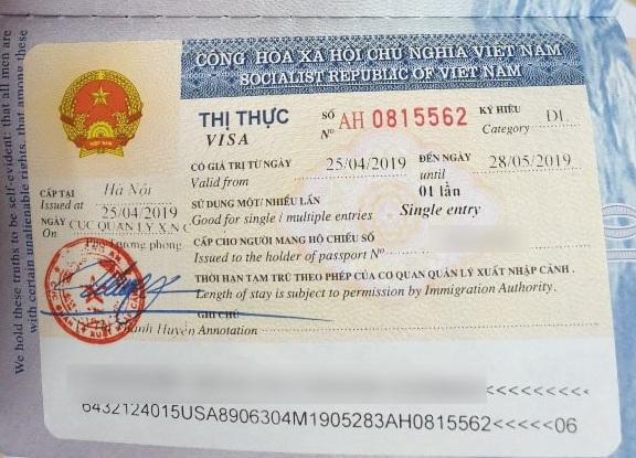 Gia hạn visa 3 tháng cho những đối tượng nào?